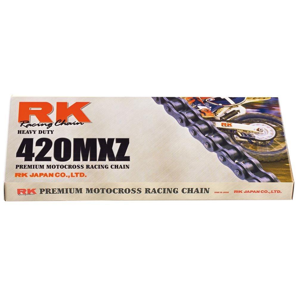 Kettensatz geeignet f/ür CPI SM 50 Supermoto 03-10 Kette RK 420 136 offen 11//62
