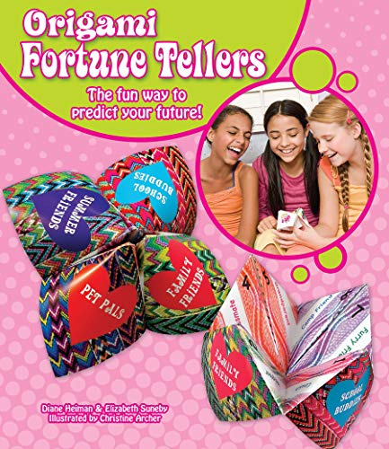 (Origami Fortune Tellers (Dover Origami Papercraft))