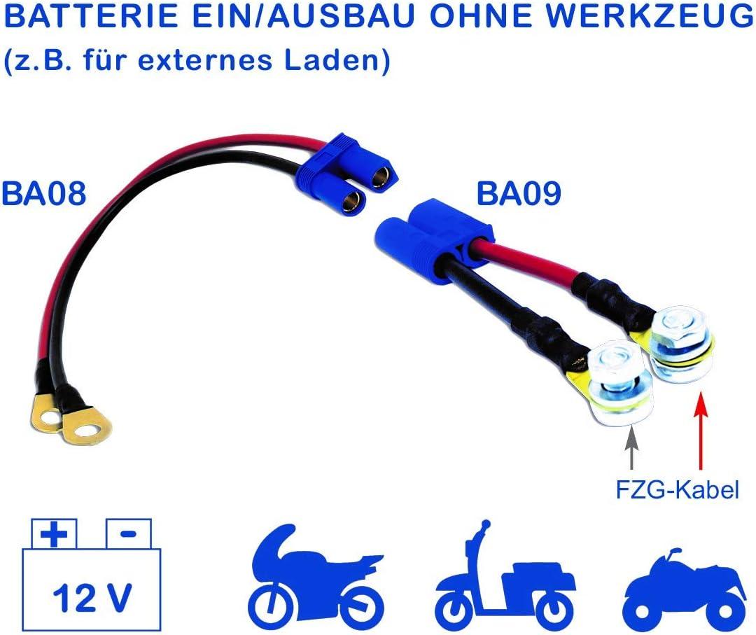 Baas BA08 Batterie-Anschlusskabel