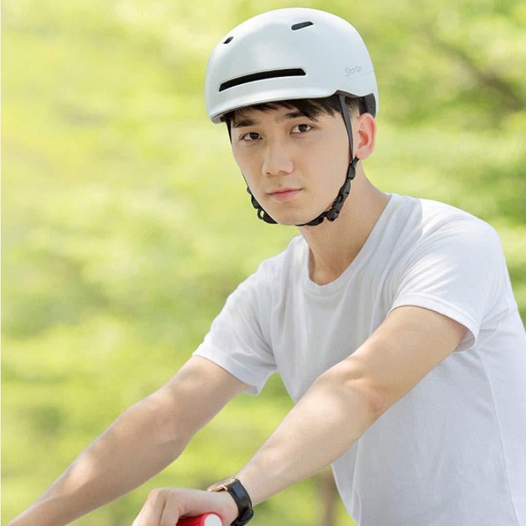 Baoblaze Casque de V/élo Cyclisme LED Clignotant pour Sports Skating Protection t/ête