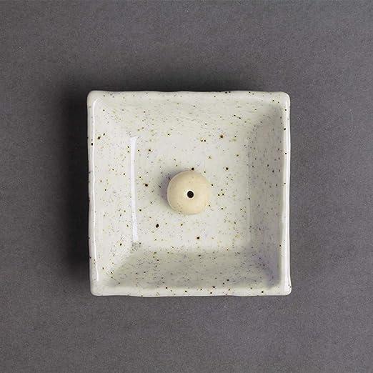 DaTun648 Enchufe de Incienso de cerámica Creativa línea de ...