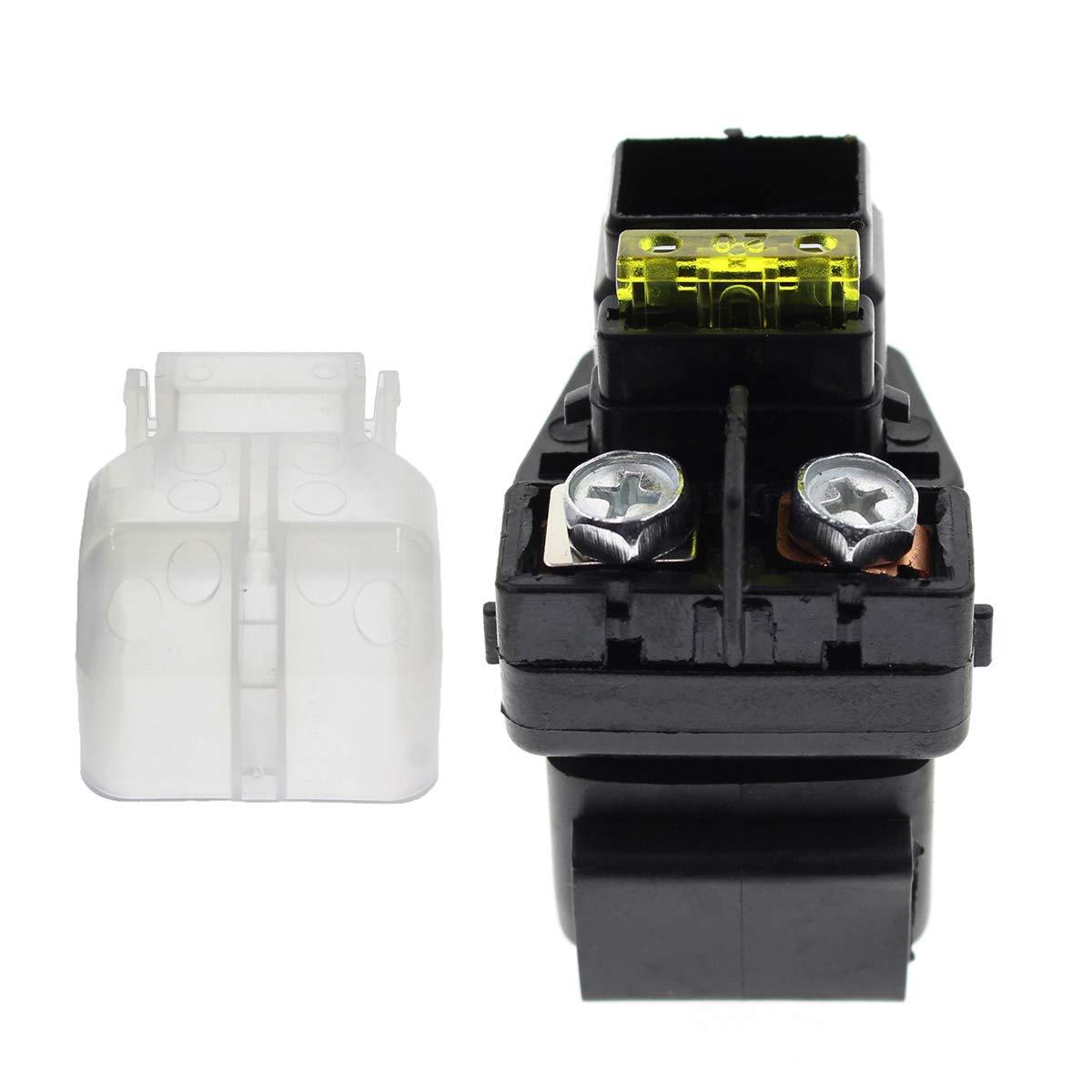 Carbhub Starter Solenoid Relay for Arctic Cat 375 400 500 Suzuki LTA500 LTF500 ATV UTV