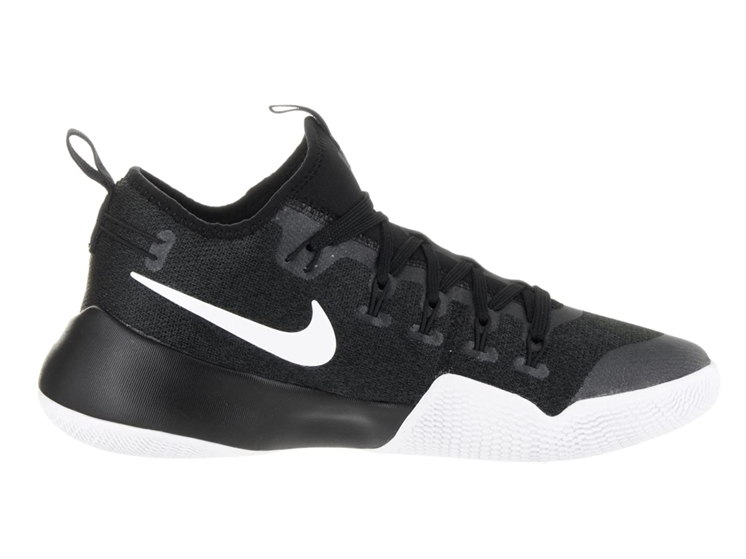 2f3d6bb75620 ... low price amazon nike mens hypershift black white anthracite basketball  shoe 9.5 men us fashion sneakers