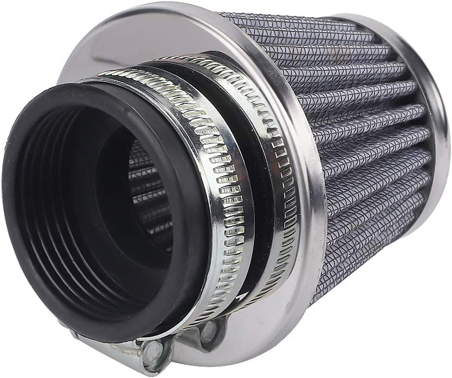 AloneGoer 54mm Air Filter Fuel Cleaner Compatible with Honda CB1000C CB1100F CB750C CB750F CB750K CB750L CB750SC CB900C CB900F Kawasaki KZ1000 KZ1100A KZ750B ZL1000 Dirt Bike ATV Scooter