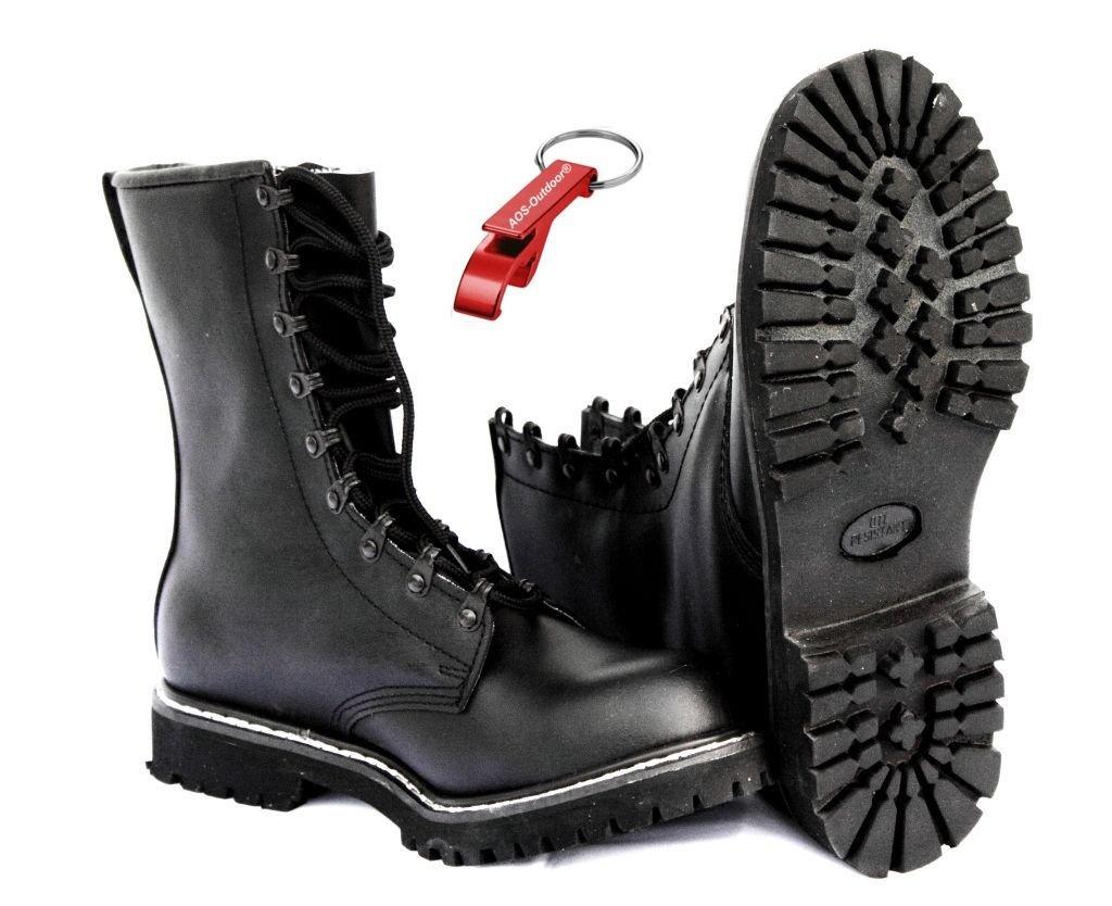 buy online fe6e6 c8c24 Stiefel ARMY Kampfstiefel SPRINGERSTIEFEL AOS-Outdoor Gr ...