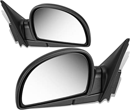 DOOR WING MIRROR GLASS HEATED CONVEX RIGHT HYUNDAI ACCENT 2006
