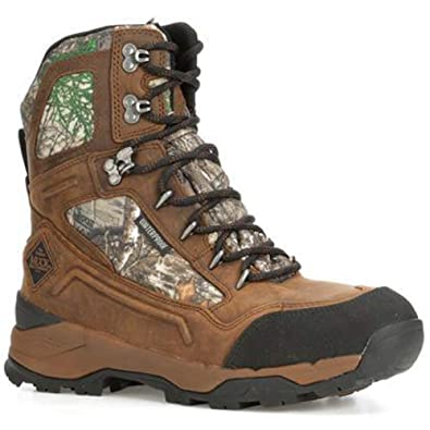 8056cee3490 Muck Boot Men's Summit 8'' Non-Insulated Leather Boots