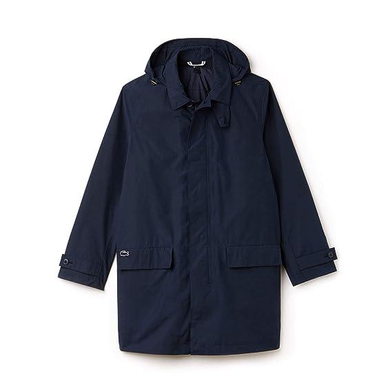 e4df4d0e8 Lacoste - Men s Jacket - BH9704  Amazon.co.uk  Clothing