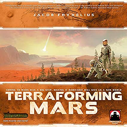 terraforming mars  : Indie Boards and Cards Terraforming Mars Board Game ...