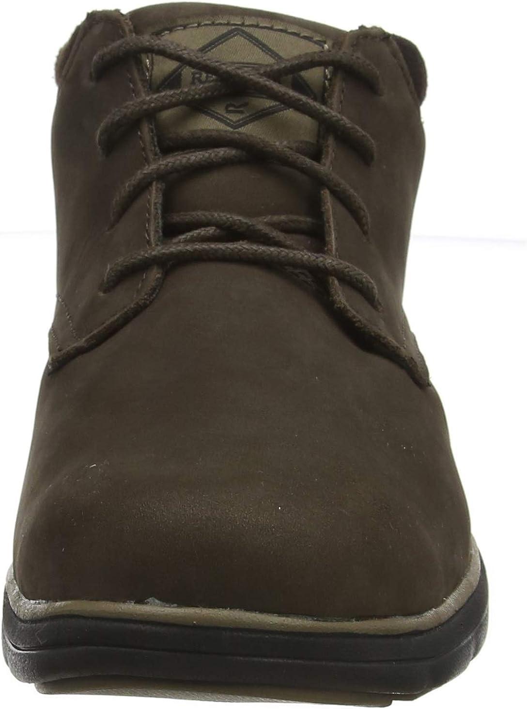 men's brockhurst casual boots peat off