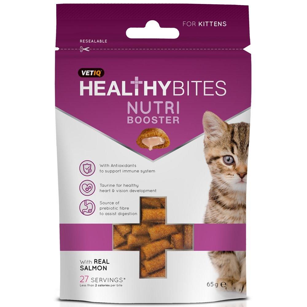 VetIQ - Snack Nutribooster para gatitos UTBT330_1