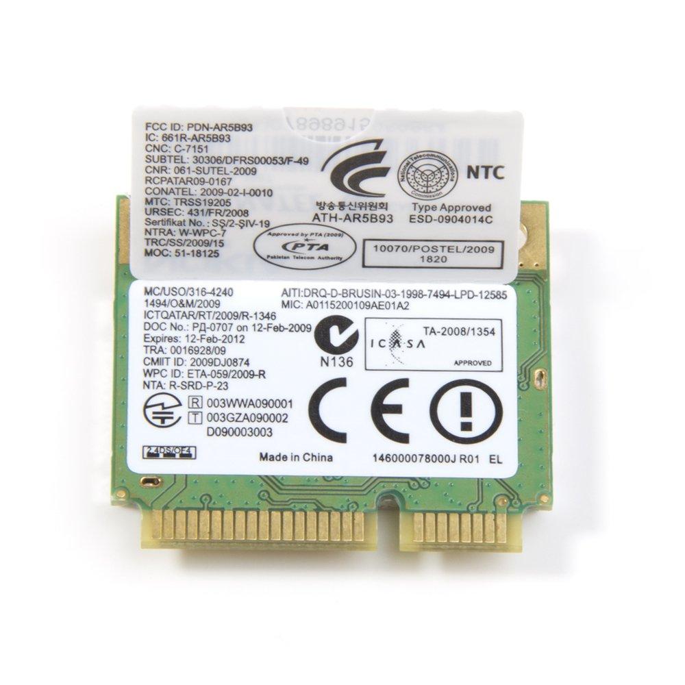 MIUSON Wireless DW1601 QCA9005 8V256 WiGig 802.11AD 7Gbps Half Mini Wireless Card