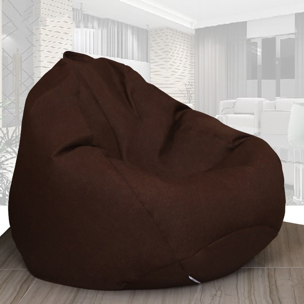 Bean Bag Lazy Single Sofa Bedroom Living Room Small Apartment Lounger Chair Creative (Color : A, Size : 80*90cm) HWF Shop
