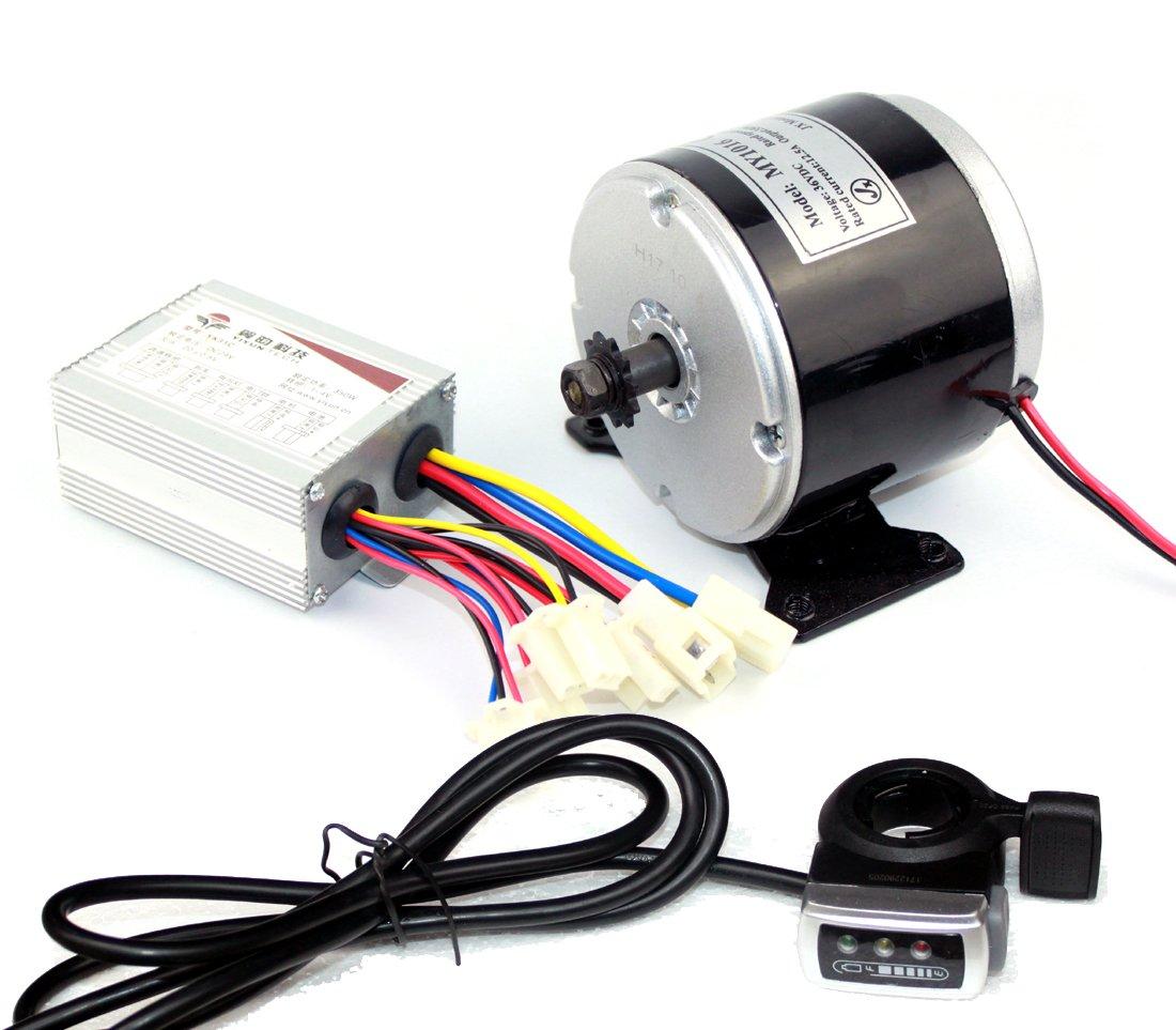 36ボルト350ワット電気dcモータ電動スケートボードdiy 250ワットモーターキット電動バイクエンジン高品質モーター使用25 hチェーン [並行輸入品] B07BZF4VQY 36V350W Thumb kit 36V350W Thumb kit