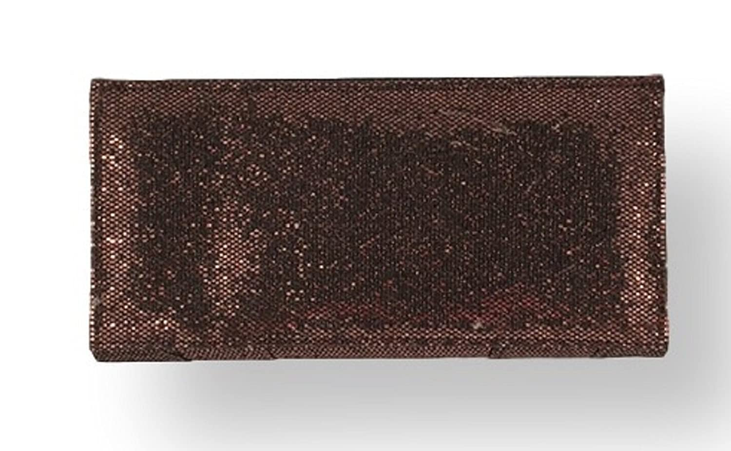 JuJu's Metallic Clutch Wallet