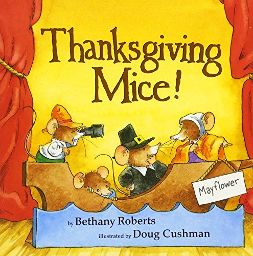 Thanksgiving Mice! (Readers Theater Sweet)