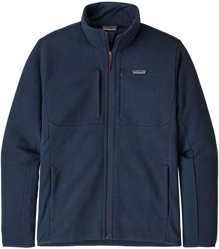 Patagonia Herren Ms Lw Better Sweater JKT Weste