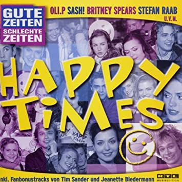 Gute Zeiten Schlechte Zeiten Vol22 Happy Times Various Amazon