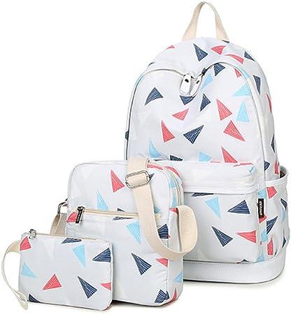 Damen Sport Reise Schule Rucksack Handtasche Schultertasche Schulranzen Mädchen