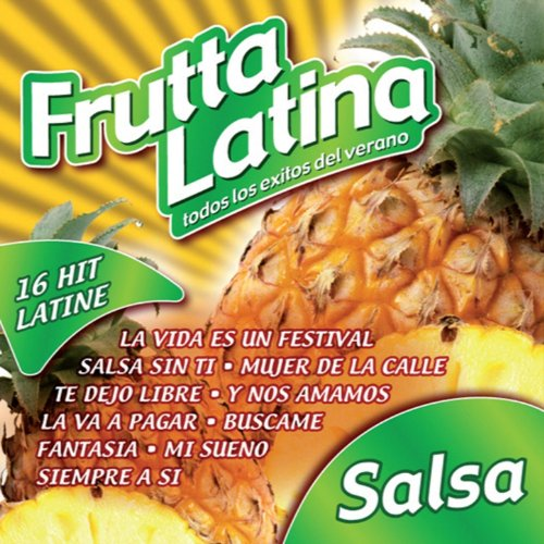 Frutta Latina Salsa, Vol. 8