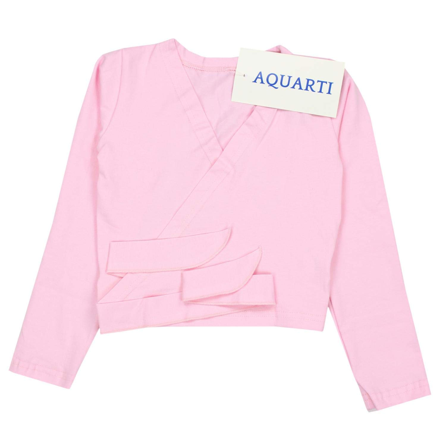 Aquarti Cache-Coeur de Danse Classique pour Fille