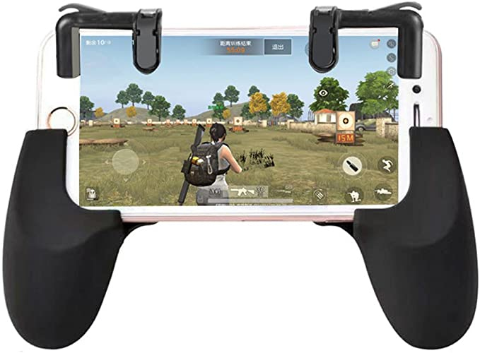 Fulltime S de Gadget Mobile Game Controller Shooter Trigger de ...