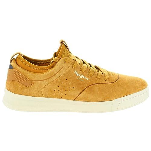 Pepe Jeans BTN, Zapatillas para Hombre: Amazon.es: Zapatos y complementos