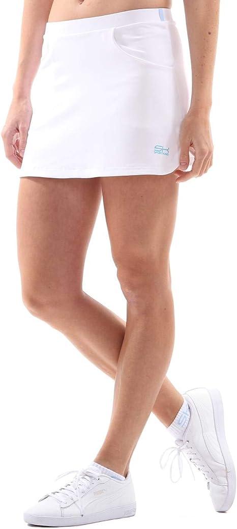 SPORTKIND - Skort básica (falda con pantalón incorporado) para ...