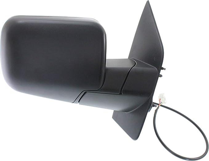 Kool Vue Power Mirror For 2010-2015 Nissan Titan Passenger Side