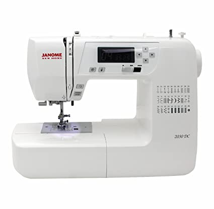 Amazon Janome New Home DC40 Sewing Machine Refurbished Simple Janome 2030dc Sewing Machine