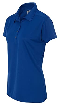 30e8f187 Image Unavailable. Image not available for. Color: JERZEES - Dri-Power  Sport Women's Closed Hole Mesh Sport Shirt - 441WR