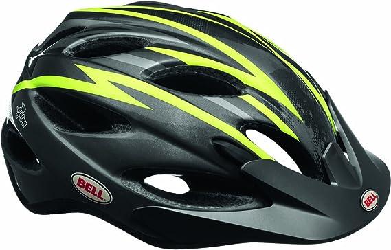 BELL Piston - Casco de Ciclismo para Bicicleta de montaña, Color ...