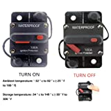 STETION 250 Amp Circuit Breaker Trolling with