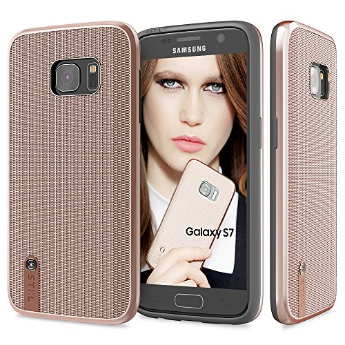 Galaxy S7 Case, Fashion Case STIL [CHAIN VEIL] [TARGA Series]
