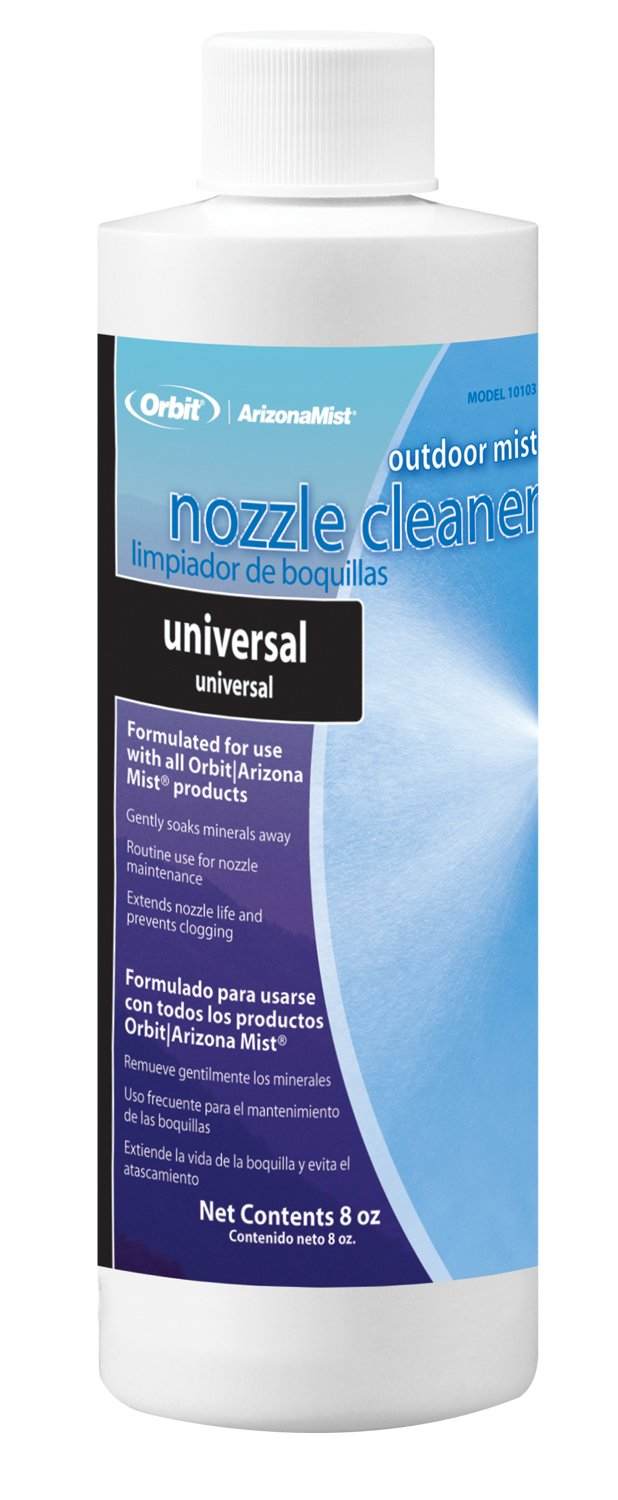 Orbit 2 Pack Mist Nozzle Cleaner for Misting Nozzles - Clean Outdoor Water Cooling Systems - 10103 by Orbit
