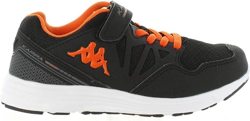 Kappa Zapatillas Deporte 3032kw0 Spander 957 Black 28 para Niña y Niño: Amazon.es: Zapatos y complementos
