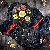 Pancake Pan Nonstick, Pancake Griddle Flip Pan