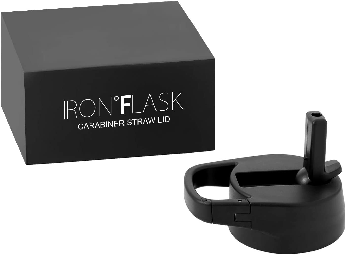 IRON /°FLASK Straw Lid Accessories Temp
