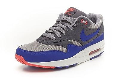 huge selection of 9f6da 57b41 Nike Air Max 1 Essential 537383 006 Turnschuh, Grau  Blau