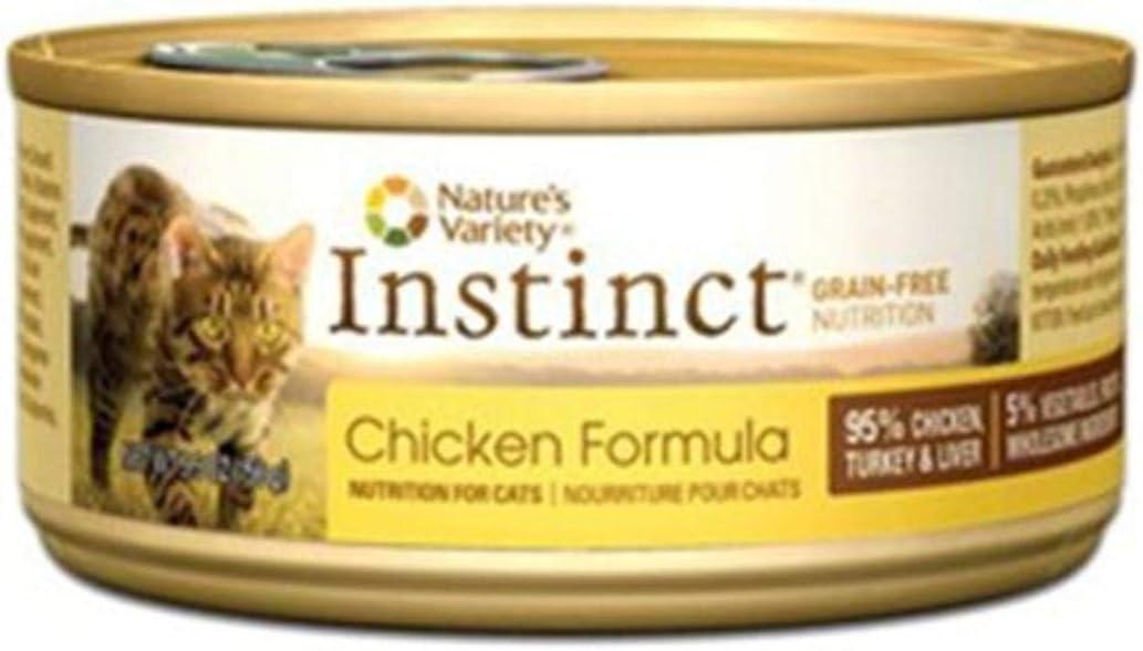 Nature's Variety Instinct Can Cat Lamb 3 oz