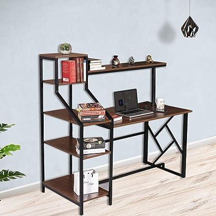 Eros Taurus Engineered Wood Study Table Cum Multi Utility Desk