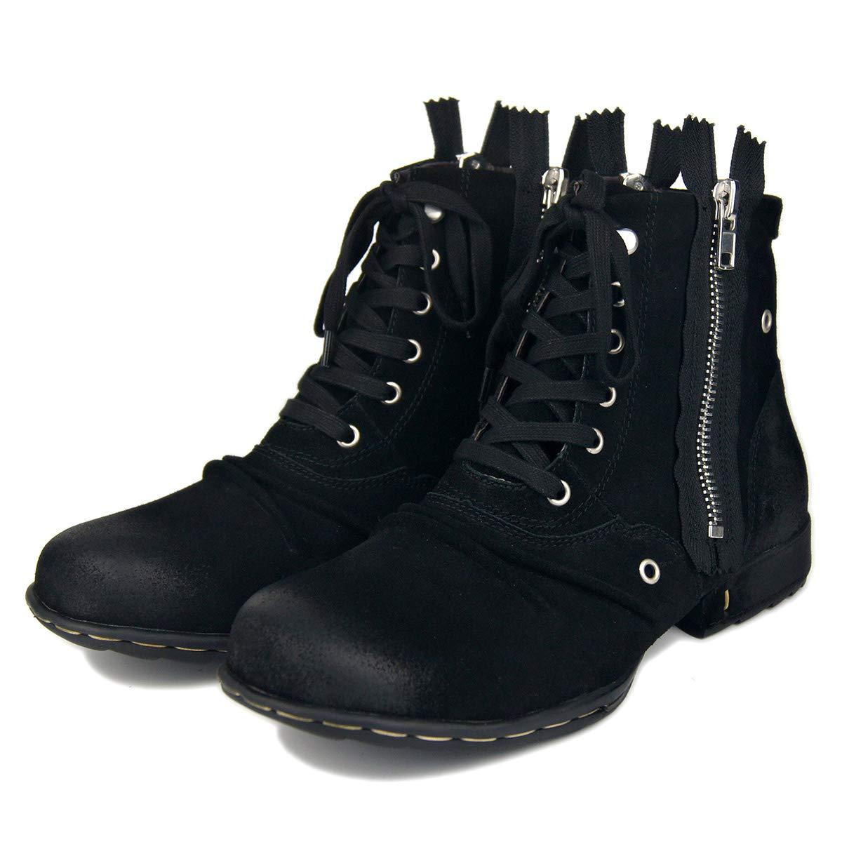 Shoe house Les Hommes de la Robe Confortable Chaussures Chaussures Confortable en Cuir Daim Bottines Robe Classique Bottes Oxford,A,US9.5=EU43.5 fc29f3