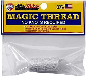 Atlas Mike's Thread, 100-Feet, White
