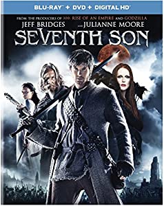 Cover Image for 'Seventh Son (Blu-ray + DVD + DIGITAL HD with UltraViolet)'