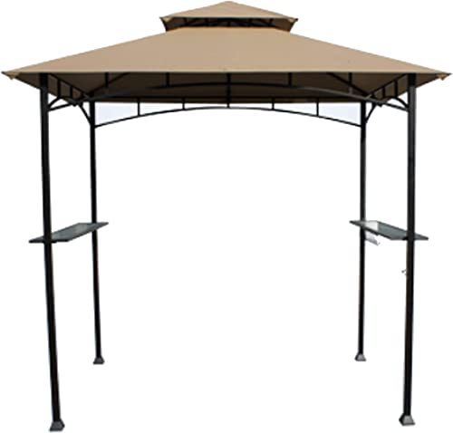 Garden Winds Replacement Canopy Top Cover for The Aldi Gardenline Grill Gazebo – Standard 350 Will not fit Any Other Model