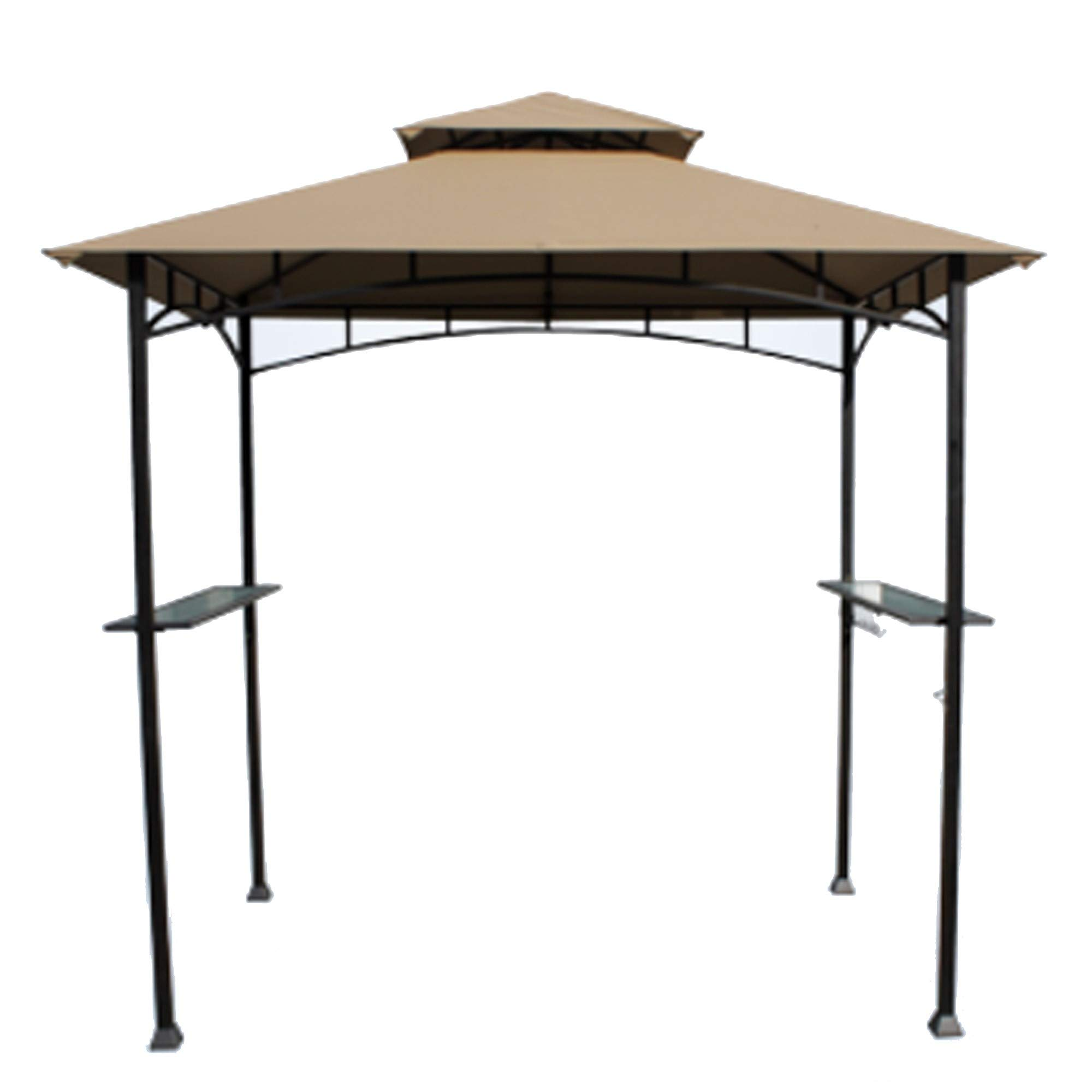 Garden Winds Replacement Canopy Top Cover for The Aldi Gardenline Grill Gazebo - Standard 350 (Will not fit Any Other Model) by Garden Winds