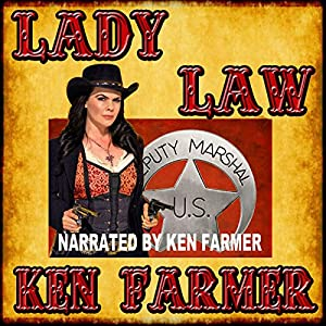 Lady Law Audiobook