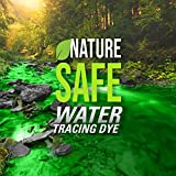 Green Water Tracing & Leak Detection Flourescent Dye - 1 Gallon