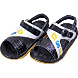 Rose Boys PU Fashion Floater Sandals Multicolour