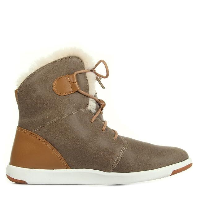 Emu Australia Winton Chestnut/Chataigne W11132CHESTNUT, Boots:  Amazon.co.uk: Shoes & Bags
